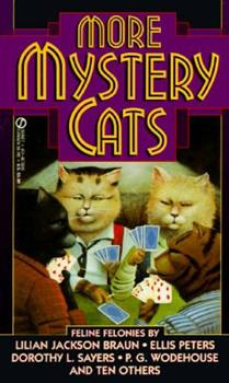 More Mystery Cats 0451176898 Book Cover