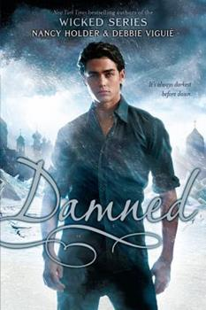Damned 1416998055 Book Cover