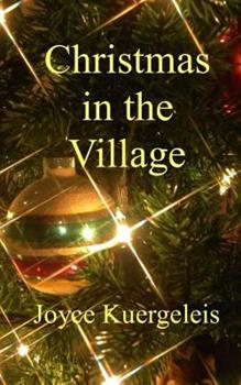 Paperback Christmas in the Village Book
