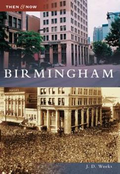 Birmingham, Alabama - Book  of the  and Now