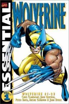 Essential Wolverine, Vol. 1 (Marvel Essentials) - Book  of the Essential Marvel