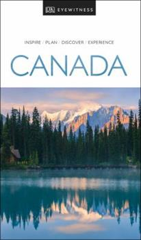 DK Eyewitness Travel Guide Canada 0789451697 Book Cover