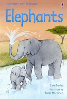 Elephants - Book  of the 2.4 First Reading Level Four