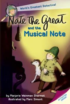 Nate the Great and the Musical Note 0440404665 Book Cover