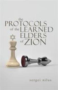 Paperback The Protocols of the Learned Elders of Zion Book