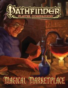 Pathfinder Player Companion: Magical Marketplace - Book  of the Pathfinder Player Companion