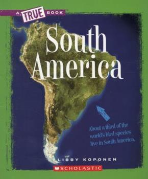 Paperback South America Book