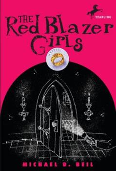 The Ring of Rocamadour - Book #1 of the Red Blazer Girls