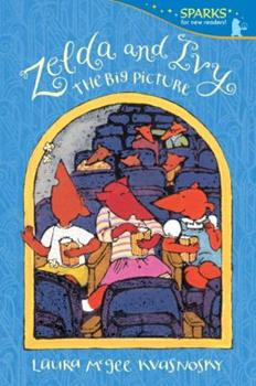 Paperback Zelda and Ivy: The Big Picture Book