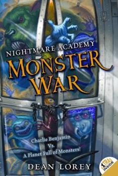 Monster War 000725721X Book Cover