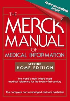 Paperback The Merck Manual of Medical Information Book
