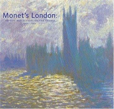 Monet's London 9053495452 Book Cover