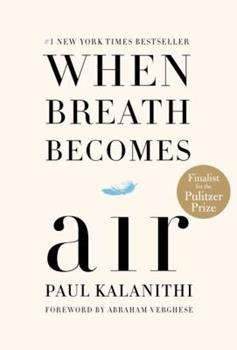 Hardcover When Breath Becomes Air Book