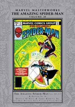 Marvel Masterworks: The Amazing Spider-Man, Vol. 20 - Book #268 of the Marvel Masterworks