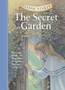 Hardcover Classic Starts: The Secret Garden Book