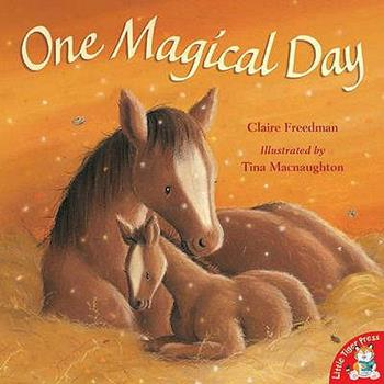 Paperback One Magical Day Book