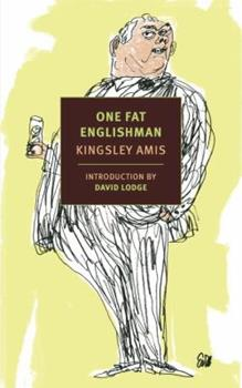 One Fat Englishman 0140024174 Book Cover
