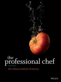 The Professional Chef 1118139887 Book Cover