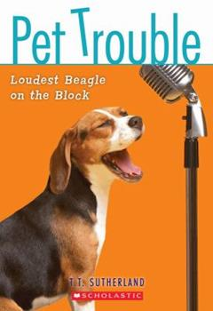 Loudest Beagle On The Block 0545102421 Book Cover