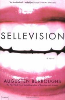 Paperback Sellevision: A Novel Book