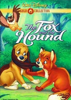 DVD The Fox and the Hound (Disney Gold Classic Collection) Book