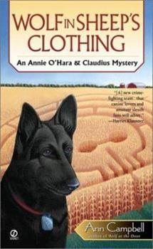 Wolf in Sheep's Clothing (Annie O'Hara & Claudius Mysteries) 0451202953 Book Cover