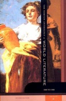 Paperback Norton Anthology of World Literature Book