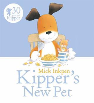 Kipper's New Pet - Book  of the Kipper the Dog