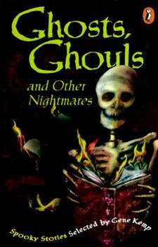 Ghosts, Ghouls and Other Nightmares 0140378588 Book Cover