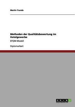 Paperback Methoden der Qualit?tsbewertung Im Hotelgewerbe [German] Book