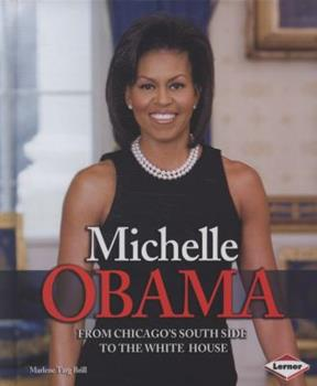 Michelle Obama - Book  of the Gateway Biographies