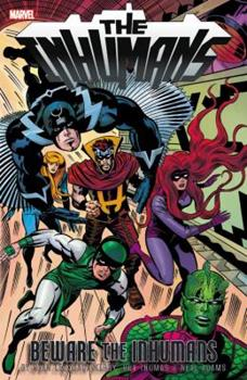 Inhumans: Beware the Inhumans - Book #95 of the Avengers 1963-1996 #278-285, Annual