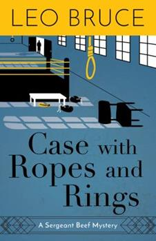 Case with Ropes & Rings 0897330358 Book Cover