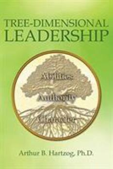 Paperback Tree-Dimensional Leadership Book