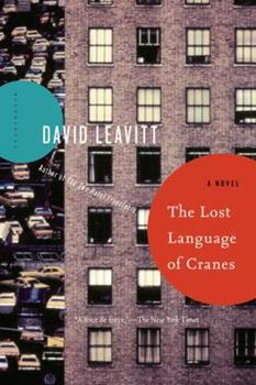 The Lost Language of Cranes 0394538730 Book Cover