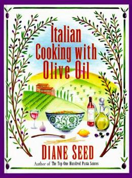 Italian Cooking with Olive Oil 0688127886 Book Cover