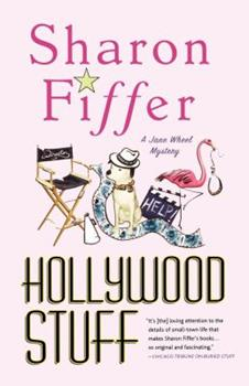 Hollywood Stuff (A Jane Wheel Mystery) 031234306X Book Cover