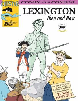 Paperback Lexington: Then and Now Book