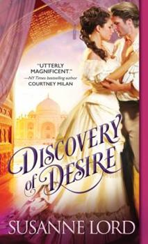 Discovery of Desire - Book #2 of the London Explorers