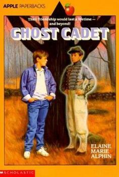 Ghost Cadet (Apple Paperbacks) 0805016147 Book Cover
