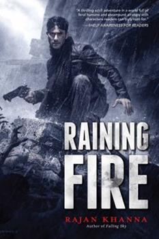 Raining Fire - Book #3 of the Ben Gold
