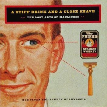 A Stiff Drink & Close Shave 0811807576 Book Cover
