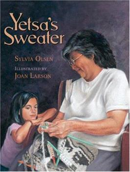 Yetsa's Sweater 1550392026 Book Cover