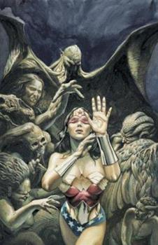 Wonder Woman: Land of the Dead - Book  of the Wonder Woman