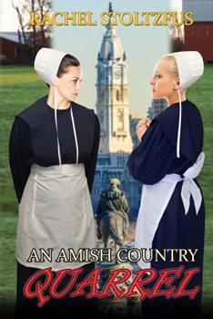 Paperback An Amish Country Quarrel Book
