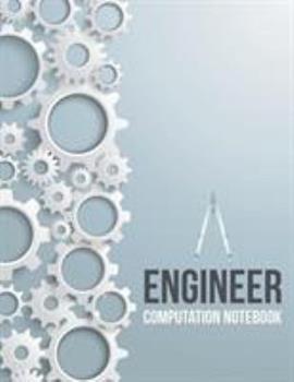 Paperback Engineer Computation Notebook Book