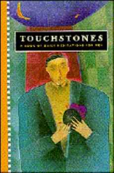 Touchstones: A Book of Daily Meditations for Men (Hazelden Meditation Series) 006255445X Book Cover