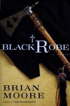 Black Robe 0452278651 Book Cover