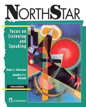 Paperback Focus on Listening and Speaking: Intermediate Book