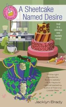 A Sheetcake Named Desire 0425242749 Book Cover